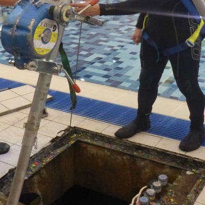 Balance Tank Cleaning Services by Access Underwater