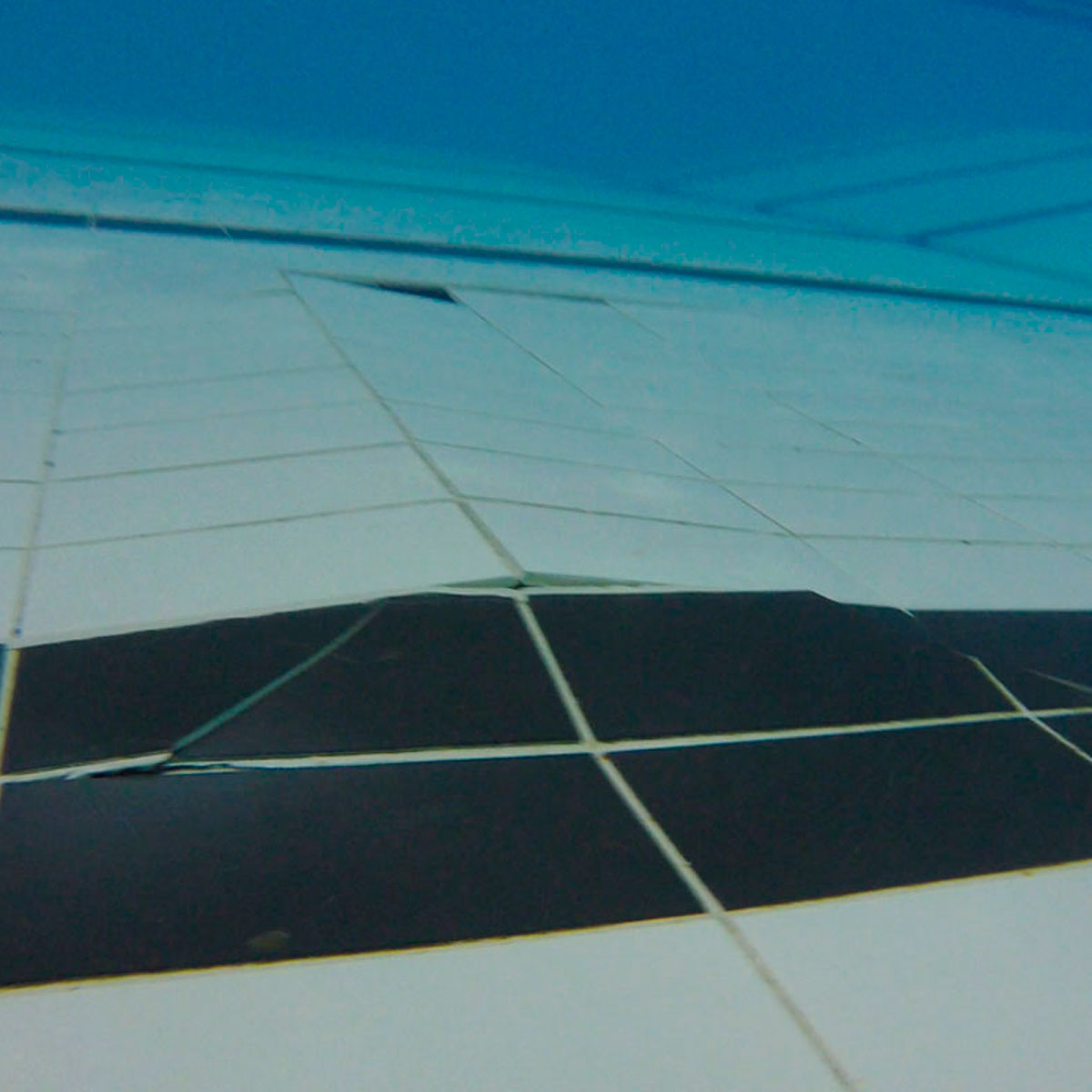 Blown Tiles In A Swimming Pool | Underwater Tiling and Grouting | Access Underwater UK